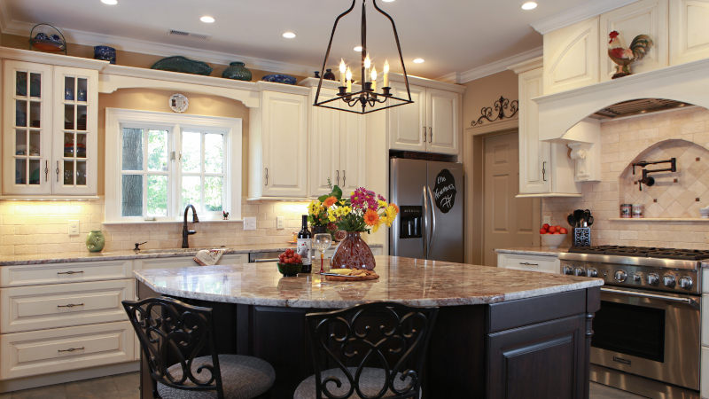 Kitchen Interior Design in Wilmington, North Carolina